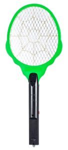 MalTec Elektrische Fliegenklatsche | Fliegenfänger | Fliegenklappe | 2000V | Gegen Insekten | 47 cm