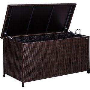 STILISTA® Auflagenbox, Farbe Braun
