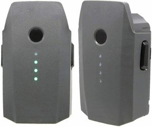 2er Pack 3830mAh LiPo Intelligenter Akku für DJI Mavic Pro, DJI Mavic Pro Platinum Drohnen