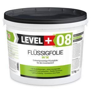 Dichtset Badabdichtung Dichtband Flüssigfolie 12 kg für Bad ca 10 m² TOP SET321