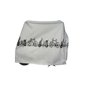 Große Fahrradabdeckung Wasserdichter Fahrrad-Regenschutz für 1 Nylon HHH80511324GY