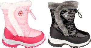 Winter-grip Kinder Schneestiefel Jr Teddy Springer Rosa/Fuchsia Winter-Schuhe, Größe:28