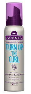 6 x Aussie Turn Up The Curl je 150 ml für Locken Flexibler Halt