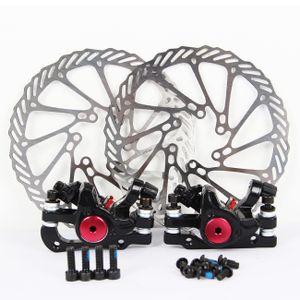Fahrrad Scheibenbremse G3 Bremsscheibe Scheibe vorne&hinten MTB mechanische 160mm@#