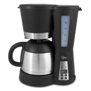 SUNTEC Filter-Kaffeemaschine KAM-9004 Timer-Programmierung + Anti-Tropf-Feature