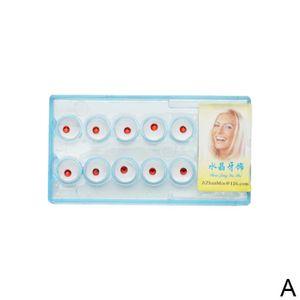 1box Dental Edelsteine Kristall Oral Zahn Ornamente Zähne Imitation Schmuck Diy