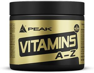Peak Performance Vitamins A-Z, 180 Tabletten (13010020)