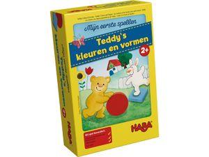 Haba Lernspiel Teddys Farben und Formen (NL)