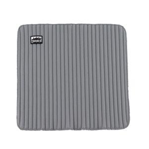 ESKADRON Standard Bandagenunterlagen CLIMATEX L, grey, groß (45x45 cm