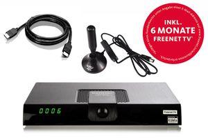 XORO HRT 8724 KIT DVB-T2 Receiver inkl. Antenne