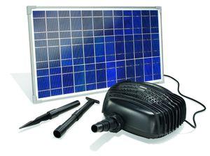 Solar-Bachlaufpumpenset Garda 25 W 2480 l/h