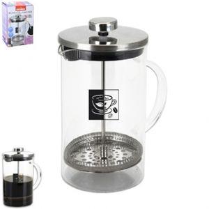 Kaffeezubereiter Kaffeepresse 1000ml 1 L Orion schwarz