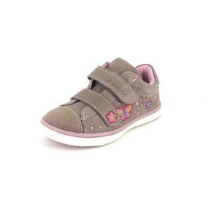 Lurchi Sneaker Minka Größe 28, Farbe: TAUPE