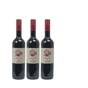 Rotwein Mosel Big Oak Weingut Markus Burg Qualitätswein trocken und vegan (3x0,75l)