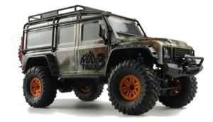 Dirt Climbing SUV Crawler 4WD 1:10 RTR