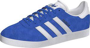 Adidas Originals Gazelle Blue / Footwear White / Gold Metal EU 36 2/3