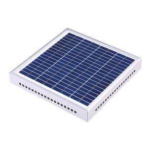 Gewaechshaus-Solarventilator Solarbetriebenes Dachgeschoss-Ventilator Gewaechshaus-Belueftung Solar-Dachventilator Gewaechshaus-Umluftventilator Solar-Thermostatventilator Dachventilator Dachventilator