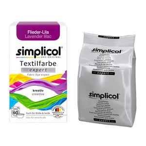 Simplicol Textilfarbe expert für einfaches Färben Flieder Lila
