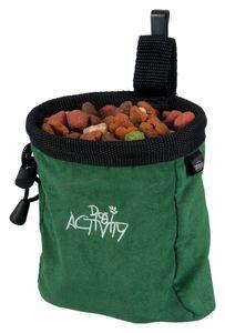 TRIXIE 32289, Pet food storage bag, Polyester, Schwarz, Grün, Bild, 100 mm, 140 mm