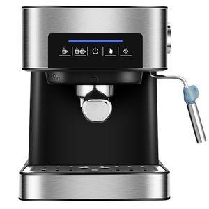 20BAR Kaffeemaschine Italienischer Haushalt kleiner halbautomatischer Hochdruckdampfmilchschaum One-Touch