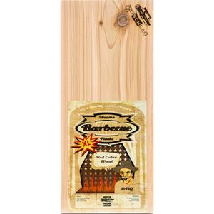 Axtschlag Wood Planks Western Red Cedar XL 400 x 150 x 11