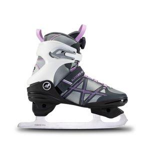 K2 Damen-Schlittschuhe ALEXIS ICE BOA FB white_purple Größe 38
