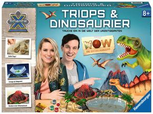 WOW: Triops & Dinosaurier