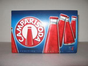 Campari Soda Aperitif 1 x 9,8 cl
