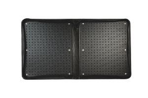 Parat 5650020061, Schwarz, Kunstleder, 1 Taschen, Staubresistent, 280 mm, 50 mm