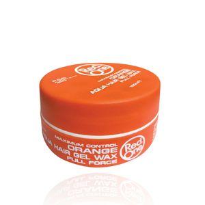 RED ONE Aqua Hair Gel Wax Orange 150ml