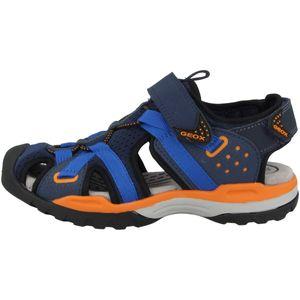 Geox Sandale blau 33