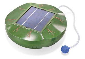 Esotec 101875 Solar Teichbelüfter FLOATING AIR freischwimmend 120l/h AS