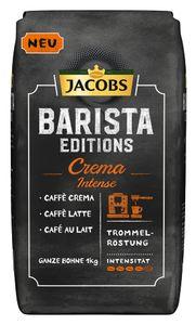 Jacobs Barista Editions Crema Intense   ganze Bohne   1000g