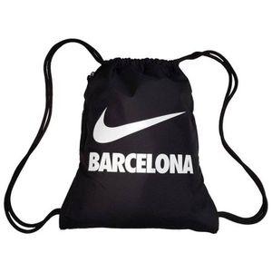 Nike Nk Heritage Gmsk Schuhbeutel FC Barcelona - City Swoosh - black/white, Größe:-