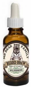 Mr Bear Family Beard Brew Wilderness, Bartöl, 30 ml, 1 Stück(e)