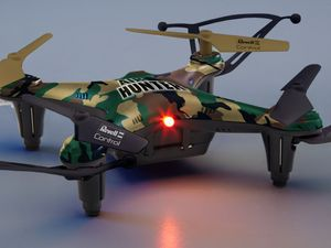 "Revell Quadcopter ""Air Hunter""; 23860"
