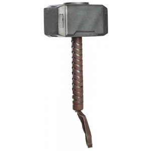 Mjolnir Thor Hammer aus Avengers grau-braun 30 cm