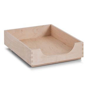 Zeller Ablagebox, Birke        23x32x7