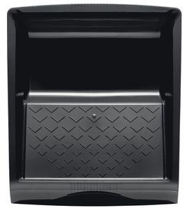 WESTEX Farbwanne Kunststoff 320 x 360 mm schwarz