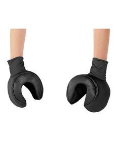 Ninjago-Handschuhe Lego-Kinderhandschuhe schwarz