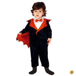 Kinder Kostüm Dracula Edgar Vampir, Größe:80/92