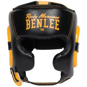 BENLEE Kopfschutz, Brockton, schwarz-gelb Größe - L/XL