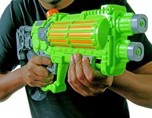 Wasser-Pistole Kinder-Spielzeug 57 cm Wasser-Spritze Poolkanone Sommer Strand Beach Party Wasser-Gewehr Water Blaster