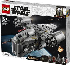 LEGO® Star Wars 75292 The Mandalorian Kopfgeldjäger Transporter Raumschiff