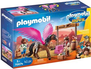 PLAYMOBIL® 70074 - The Movie - Marla, Del und Pferd mit Flügeln