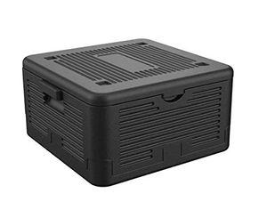 RoyalFay® Pizzabox Thermobox Warmhaltebox klappbar 17 Liter Volumen