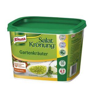 Knorr Salatkröung Gartenkräuter Basis für Salatdressing 500g