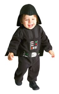 Star Wars Kinder Kostüm Darth Vader Gr.2 bis 3 Jahre
