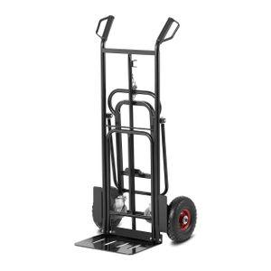 MSW Sackkarre - bis 180 kg - klappbar - Stützräder