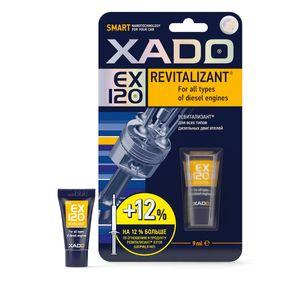 XADO EX120 Diesel Motor Verschleiß Schutz & Reparatur Additiv Revitalizant Öl